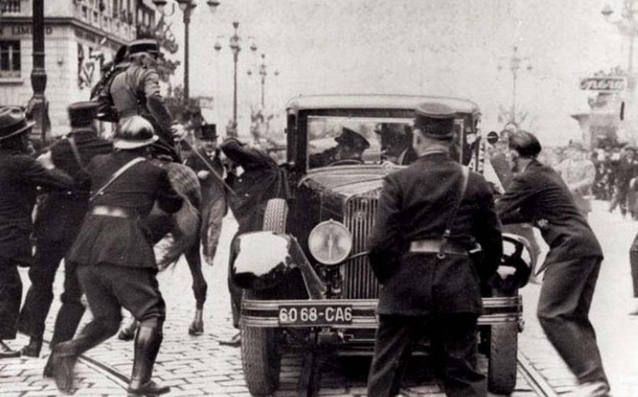 Атентатът в Марсилия и Владо Черноземски