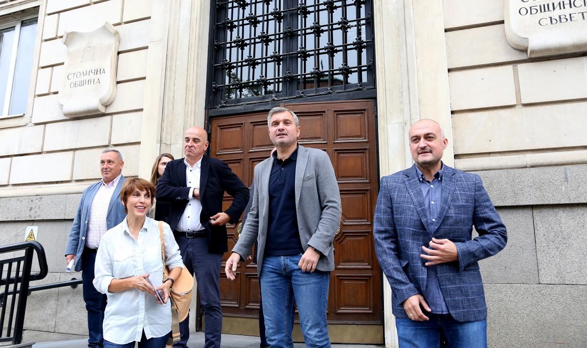 ГЕРБ издига нови районни кметове за местните избори в София