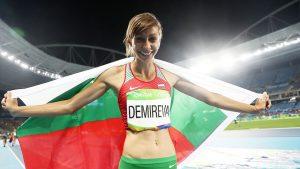 Мирела Демирева се класира за финала в Доха