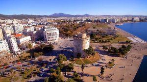 Солунско пристанище – модерен център за забавление с исторически привкус