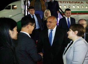 Борисов пристигна в Южна Корея, ще търси партньорство за иновации, екология и развойна дейност