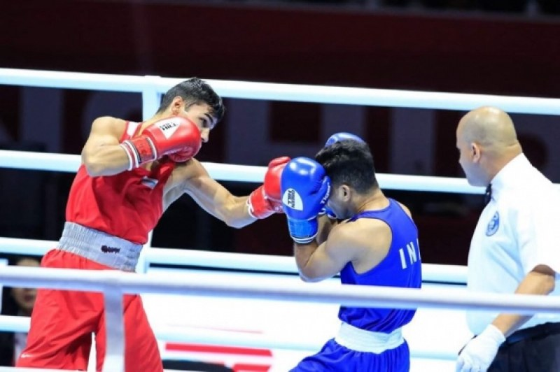Радослав Пантелеев също е на 1/4-финал на Световното по бокс