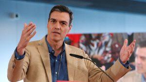 Педро Санчес с над 300 законодателни предложения