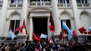 Финансовата криза отказа Аржентина от презервативите