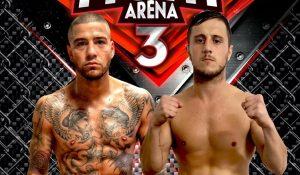 Зрелищен кикбокс мач вдига адреналина на Grand Fight Arena 3