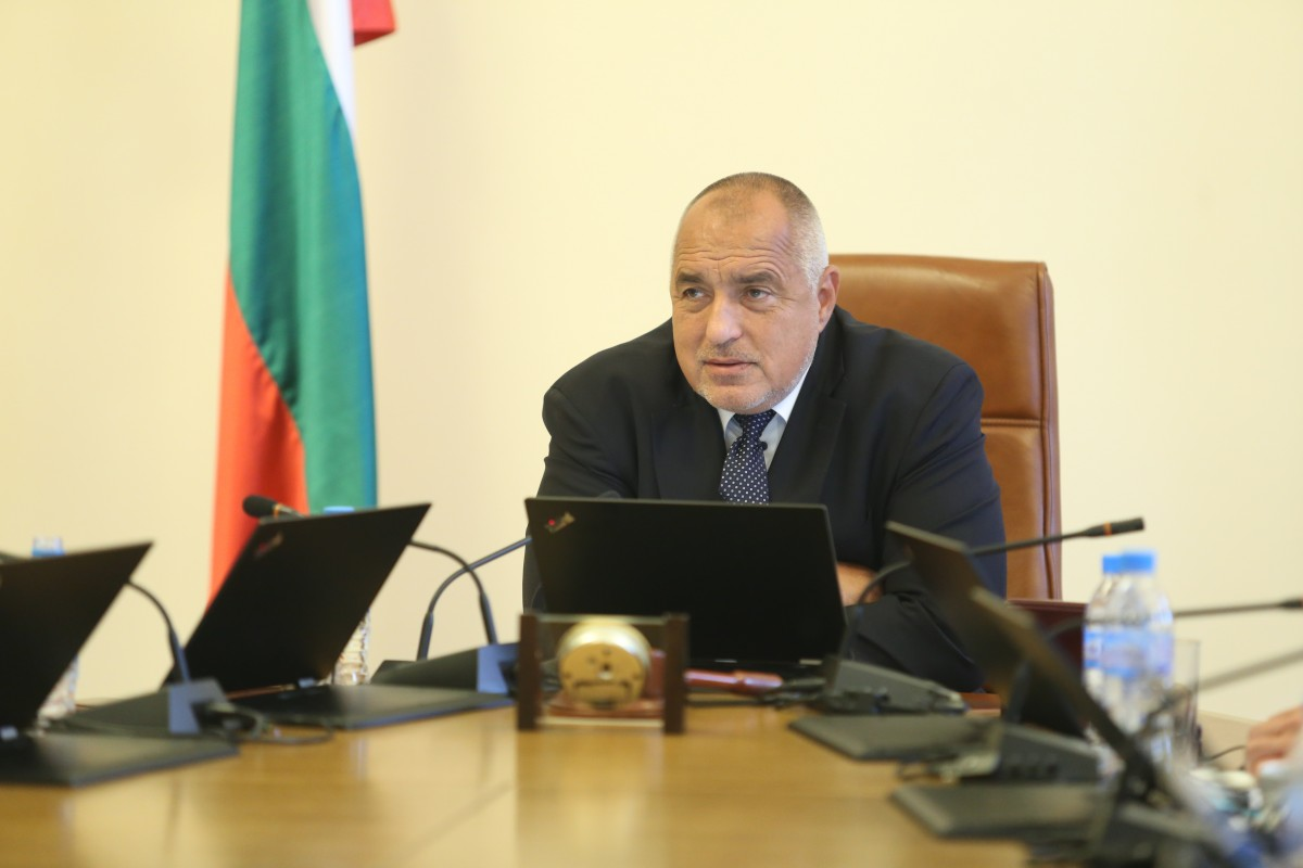 Борисов ще участва в парламентарния контрол