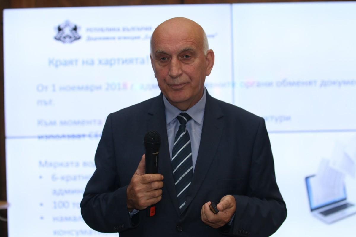 Атанас Темелков: Системата на НАП е надграждана неправилно и от различни компании