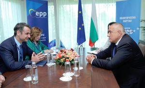 Отложиха срещата Борисов-Мицотакис в Атина