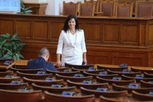 Дариткова: Президентът отново начерта разделителни линии