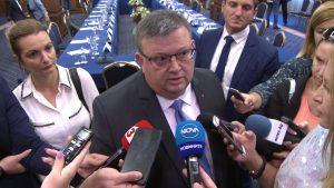 Цацаров: Гешев е най-добрият избор за прокуратурата