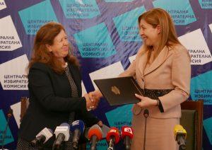 ЦИК и СЕМ подписват споразумение за предизборната кампания