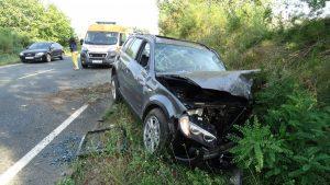 Жена загина при катастрофата на Е-79 край Симитли