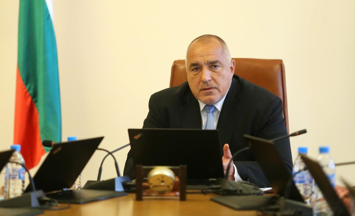 Борисов: На България беше даден ресор, който е първа точка в Европа