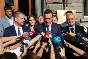 ГЕРБ утвърди кандидат-кметовете си на областните градове