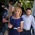 Омбудсманът Мая Манолова катастрофира, не е пострадала