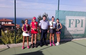 Четири българи на полуфинал на международния турнир в Санта Марина
