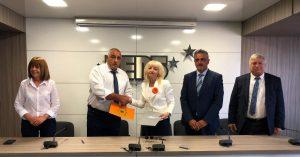 ГЕРБ, БДФ и Обединени земеделци подписаха споразумения за местния вот