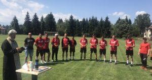 ЦСКА направи първа тренировка на лагера в Банско