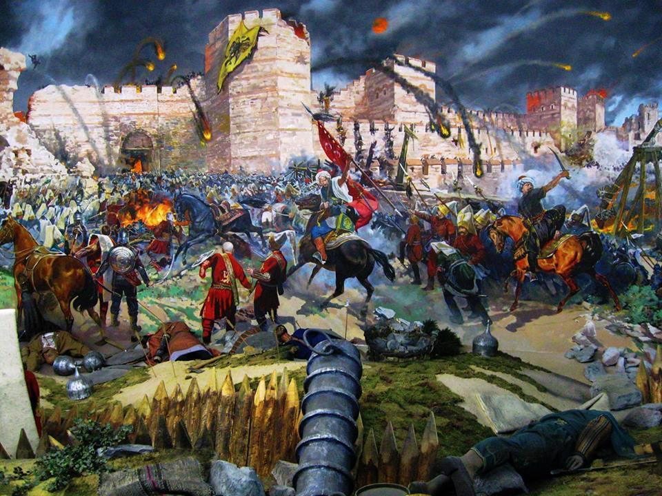 Крахът на Константинопол: Горко на победените