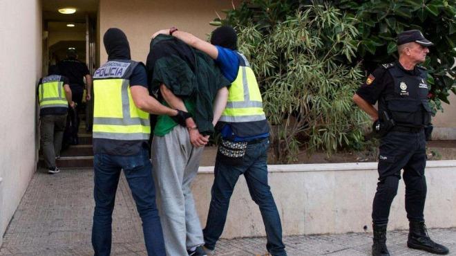 Испанската полиция разби банда обирджии, която ограбвала домовете на футболисти