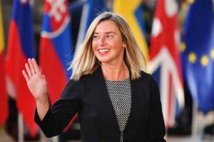 Могерини: Европа трябва да присъедини Балканите към ЕС