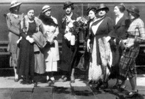 Феминизмът в Царство България