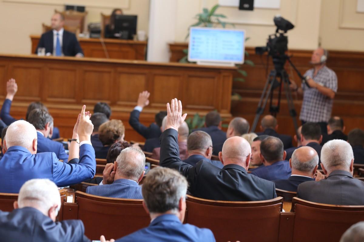 44-ото НС: България категорично подкрепя започване на преговори за РС Македония и Албания в ЕС