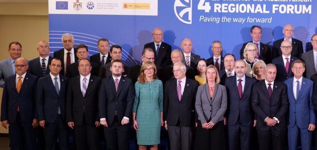 Захариева: Средиземноморското сътрудничество ни е приоритет