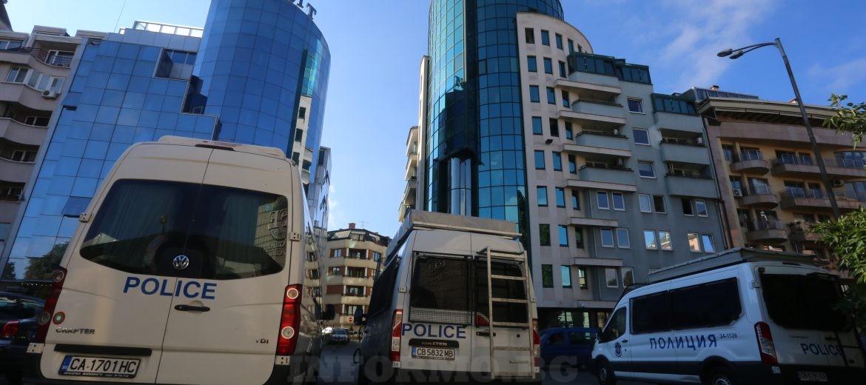 Антимафиоти погнаха група изнудвачи в Бургас, задържани са 10 лица