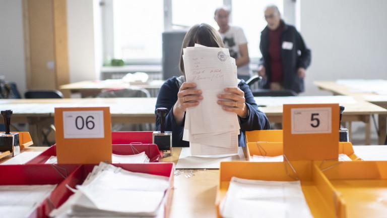 Зелените печелят места в парламента на Швейцария