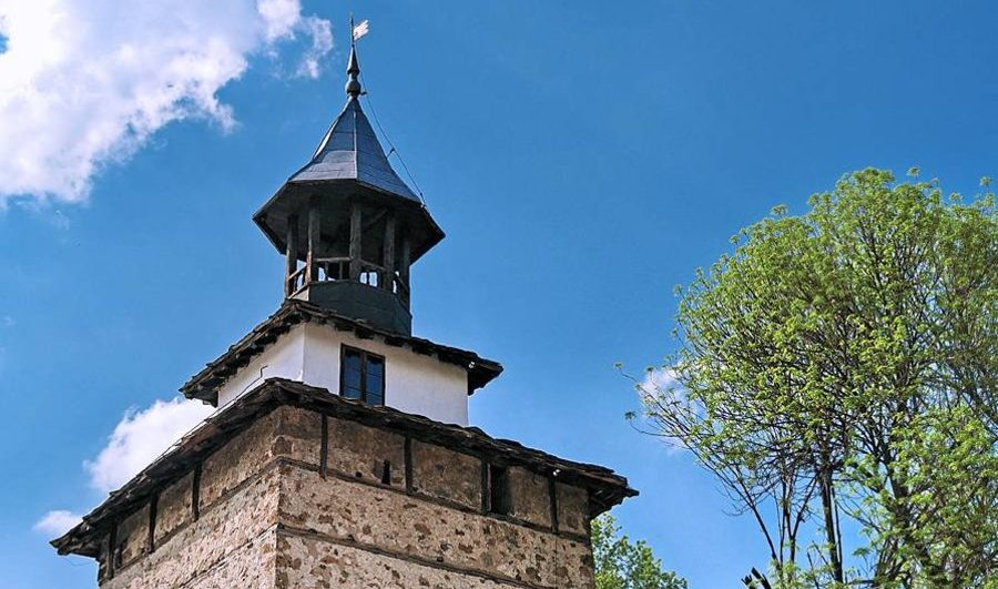 Часовникова кула, Етрополе