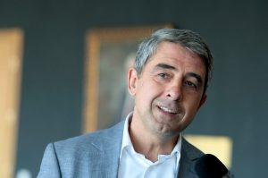 Плевнелиев: Македония трябва да е в ЕС, Макрон не е прав