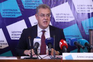Александър Андреев: Избирателят все повече използва преференция