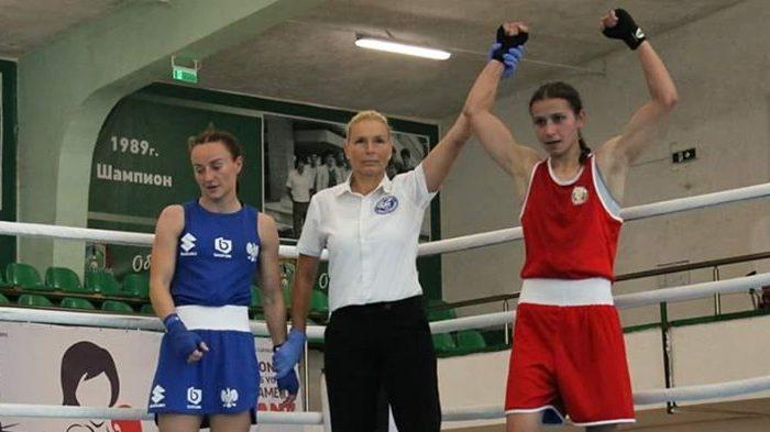 Успешен старт за Габриела Димитрова на Световното по бокс