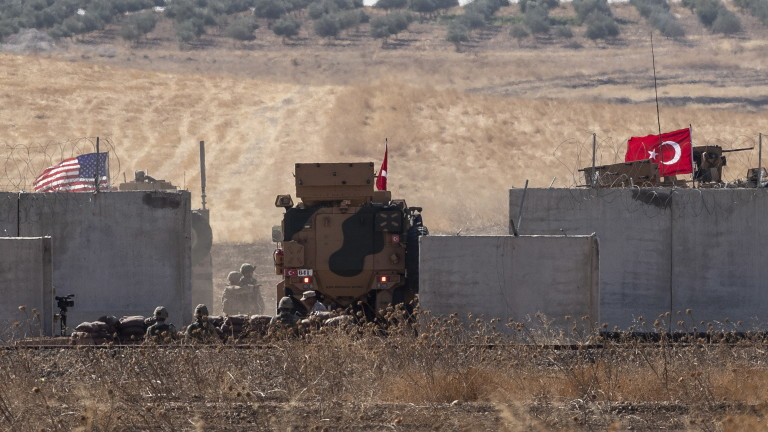 Турция и САЩ преговарят за зоната за сигурност в Сирия