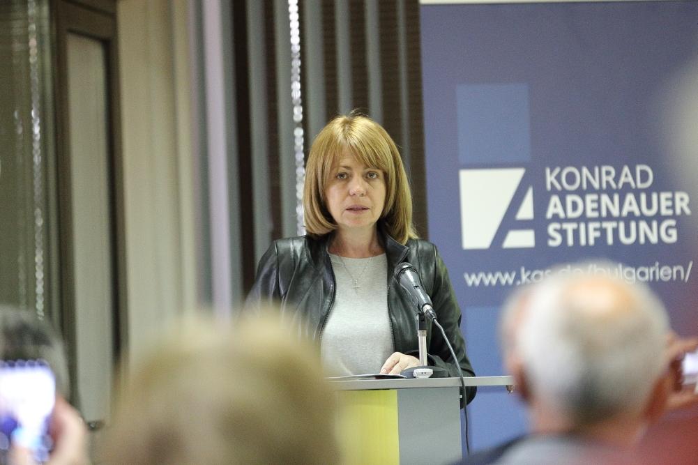 Фандъкова: Европейските средства не идват даром, а се защитават