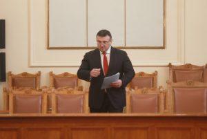 Младен Маринов: Сигналите за купуване на гласове зачестяват