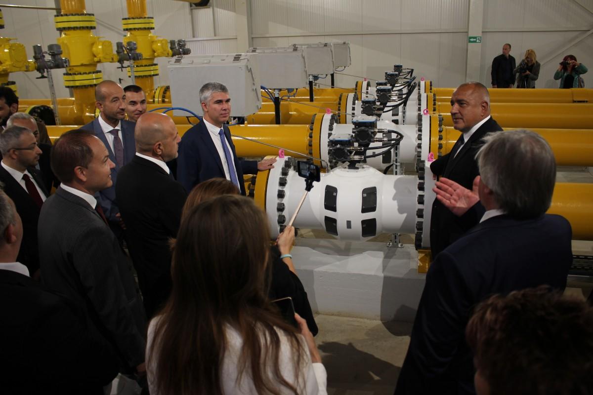 Петкова: Ще запазим стратегическото си място на газовата карта на Европа