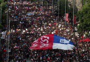 Отменят извънредното положение в Чили