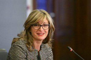 Захариева замина на официално посещение в Армения
