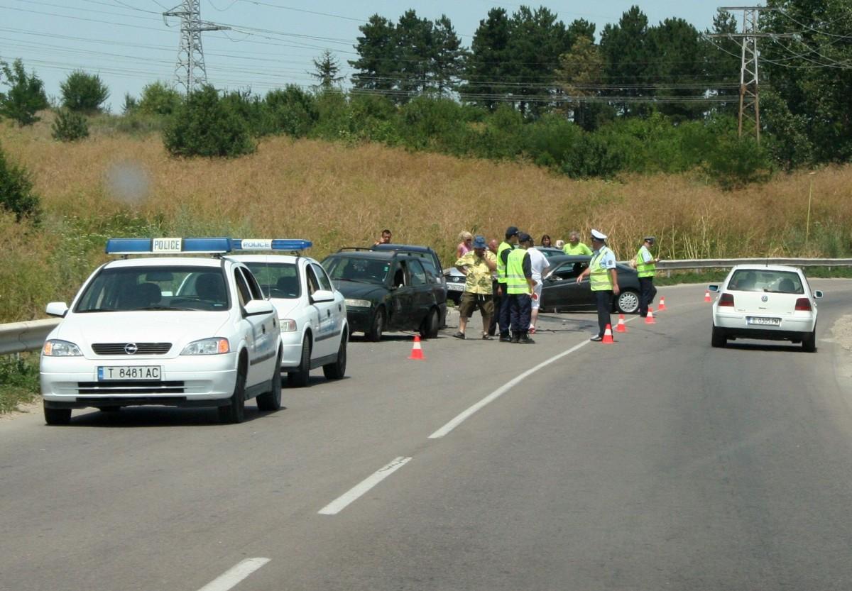 Челен сблъсък взе 5 жертви на пътя