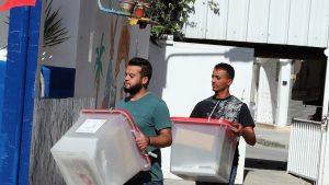 Каис Саид печели изборите в Тунис