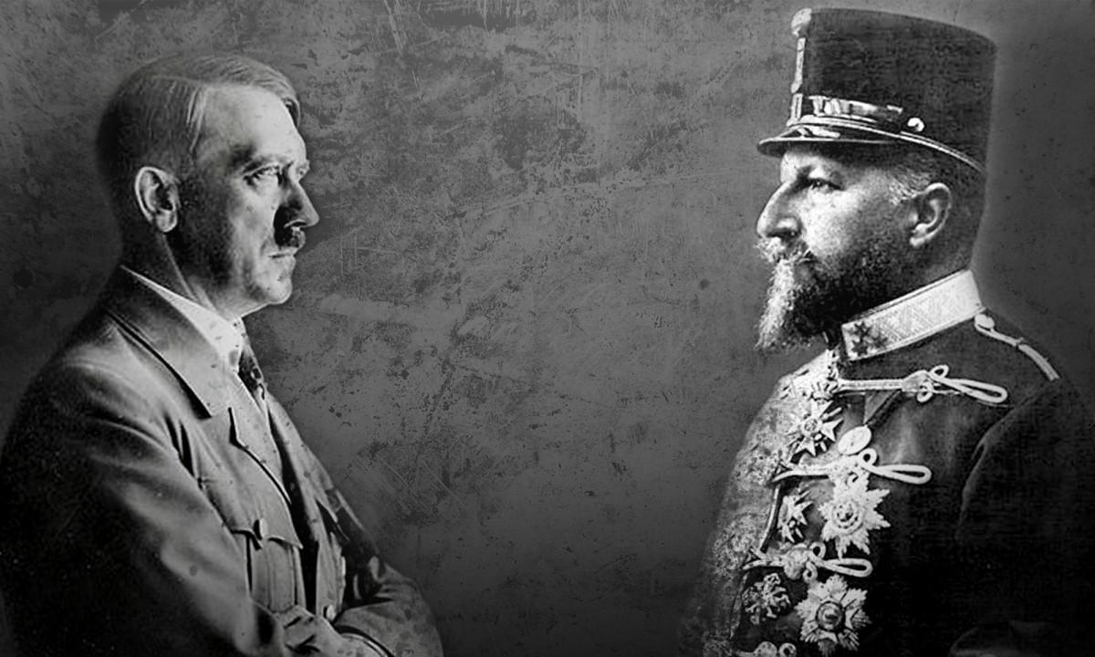Писмото, с което цар Фердинанд поиска Южна Добруджа от Хитлер