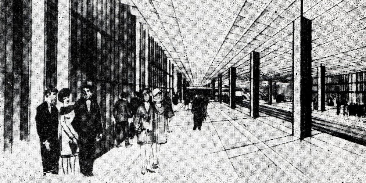 Работата по софийското метро започва преди цели 50 години