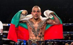 България има своя европейски шампион по кикбокс за професионалисти
