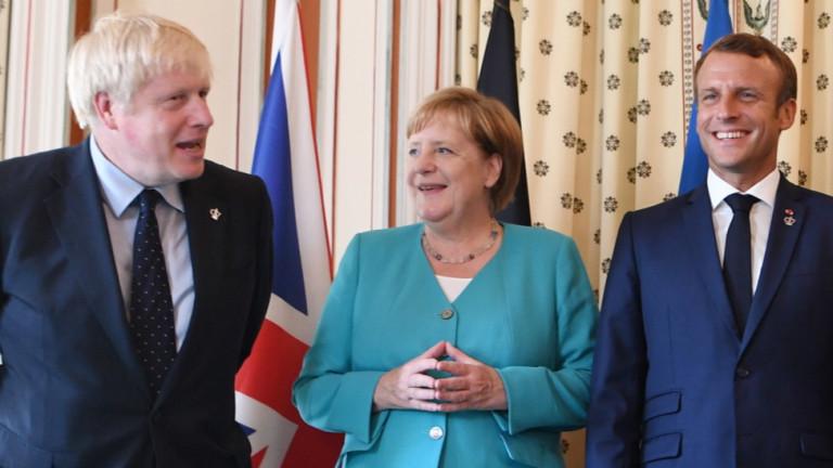 Франция, Германия и Великобритания призоваха Иран да спре обогатяването на уран