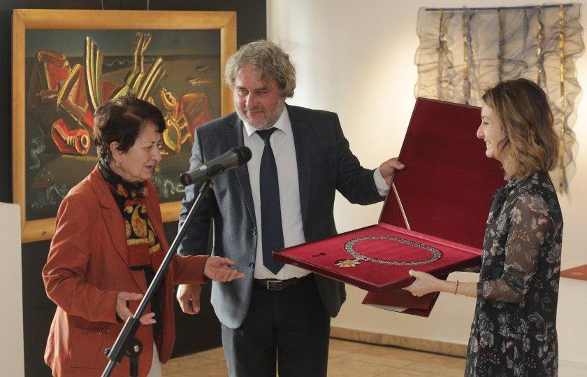 Боил Банов: За мен е голяма чест да поощрим съвременните народни будители