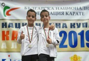 43 национални титли за роден клуб в олимпийското карате