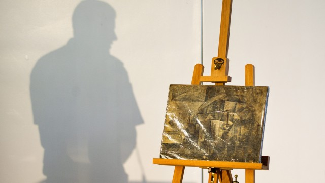 Пикасо срещу 100 евро: Късметлия ще спечели картина за милиони от лотария