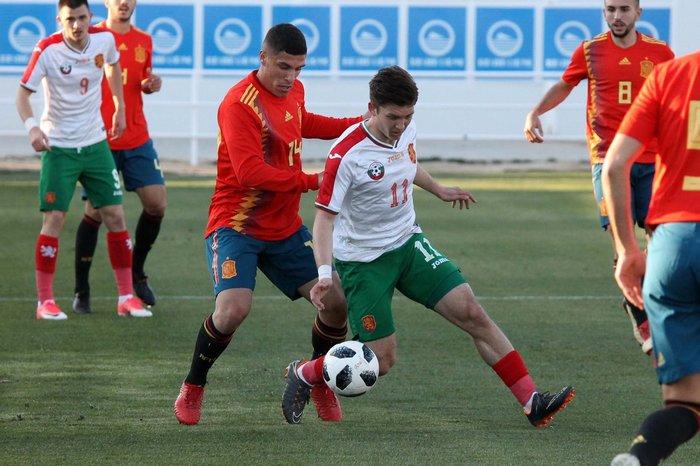 Състав на България U19 за предстоящите европейски квалификации